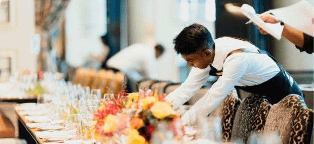 International students at TAFE college is thinking about travel and tourism and hospitality courses in Sydney while completing a master in hospitality management.