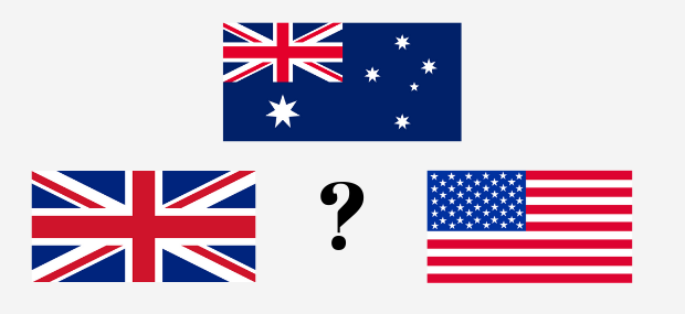 Australia Vs Uk And Usa Best Country